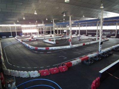 circuito de karts en Cordoba