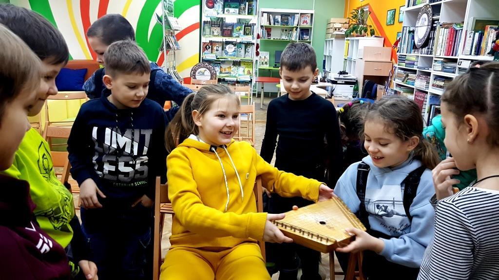 Волшебный мир коми народной музыки