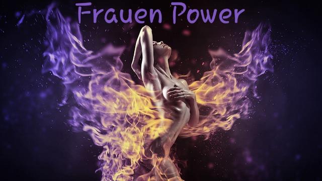 Frauenpower - Michaela Auer
