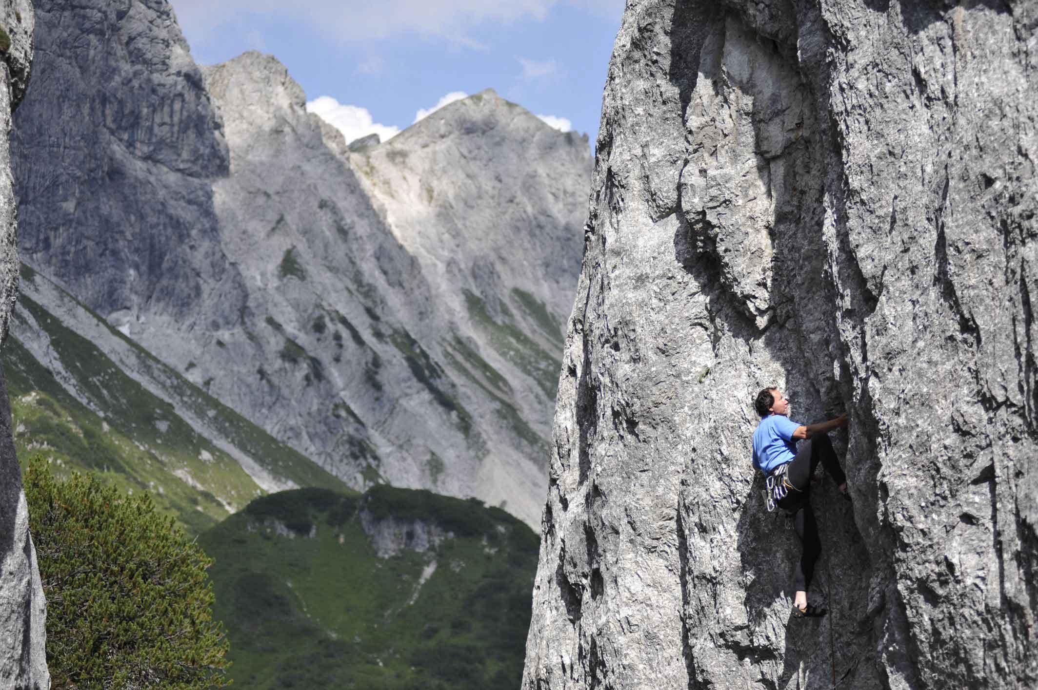 Klettersteig Johann Topo : Klettersteige klettergarten filzmoos