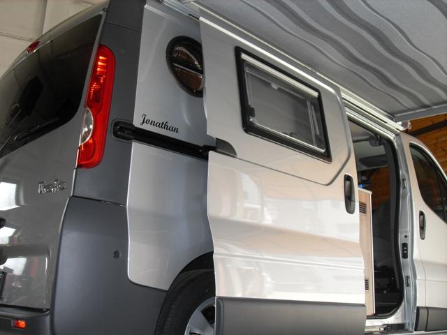 Renault Trafic Sonderausbau (gasfrei, Dieselheizung/Dieselkocher)