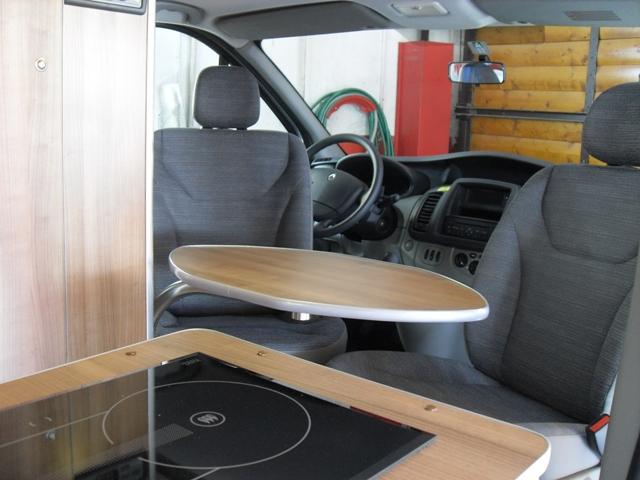 Renault Trafic Sonderausbau