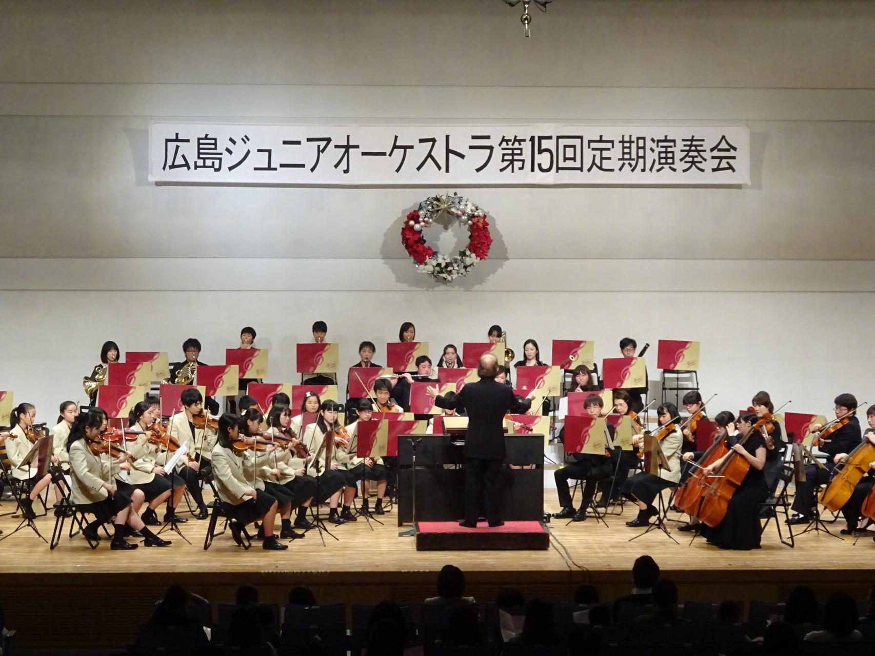 バッハ作曲「主よ、人の望みを喜びを」子ども達には難しい面もあるゆったりした曲、心落ち着けテンポをキープ