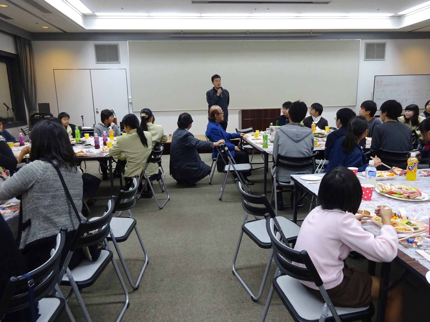 尾道学園音楽部半田先生の情熱とご厚意のおかげです。