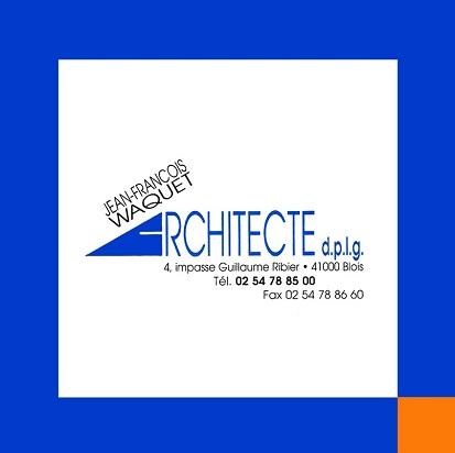 Cabinet d'architecture JF WAQUET - Blois (41)