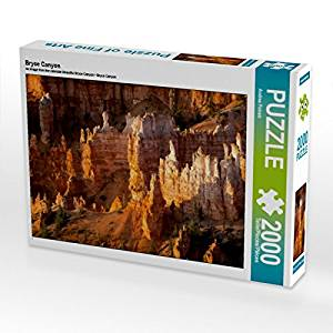 Bryce Canyon - 2000 Teile