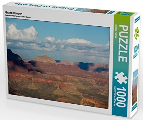 Grand Canyon - 1000 und 2000 Teile