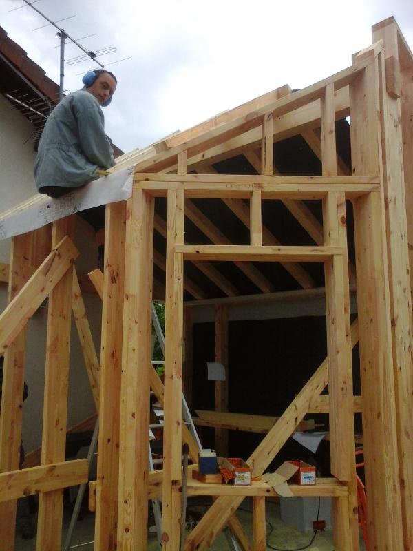 Construction ossature bois facilite la création d'ouvertures