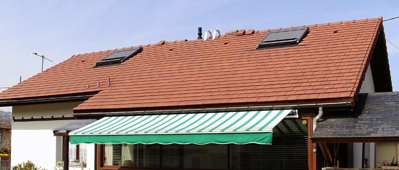 Refection toiture après, 73 Bassens