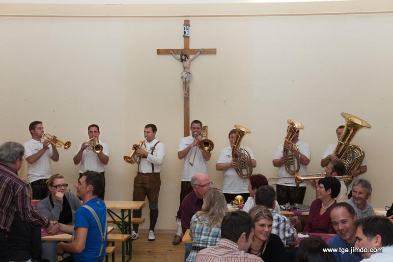 Die Damberg Lumpen haben eine unglaubliche Ausdauer und ein tolles Musik-Repertoire