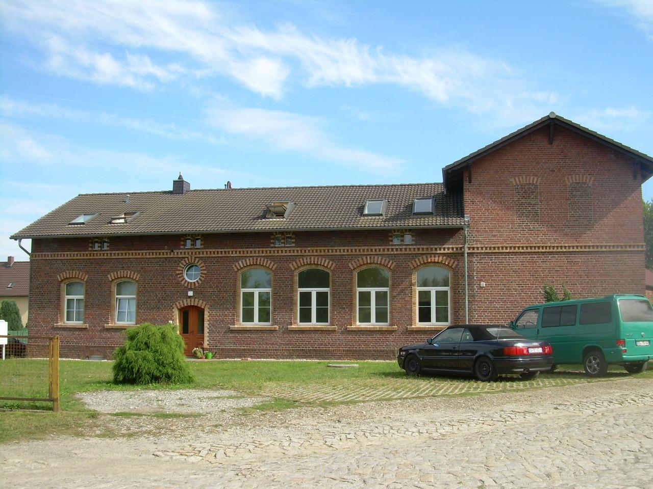 Die ehemalige Schule