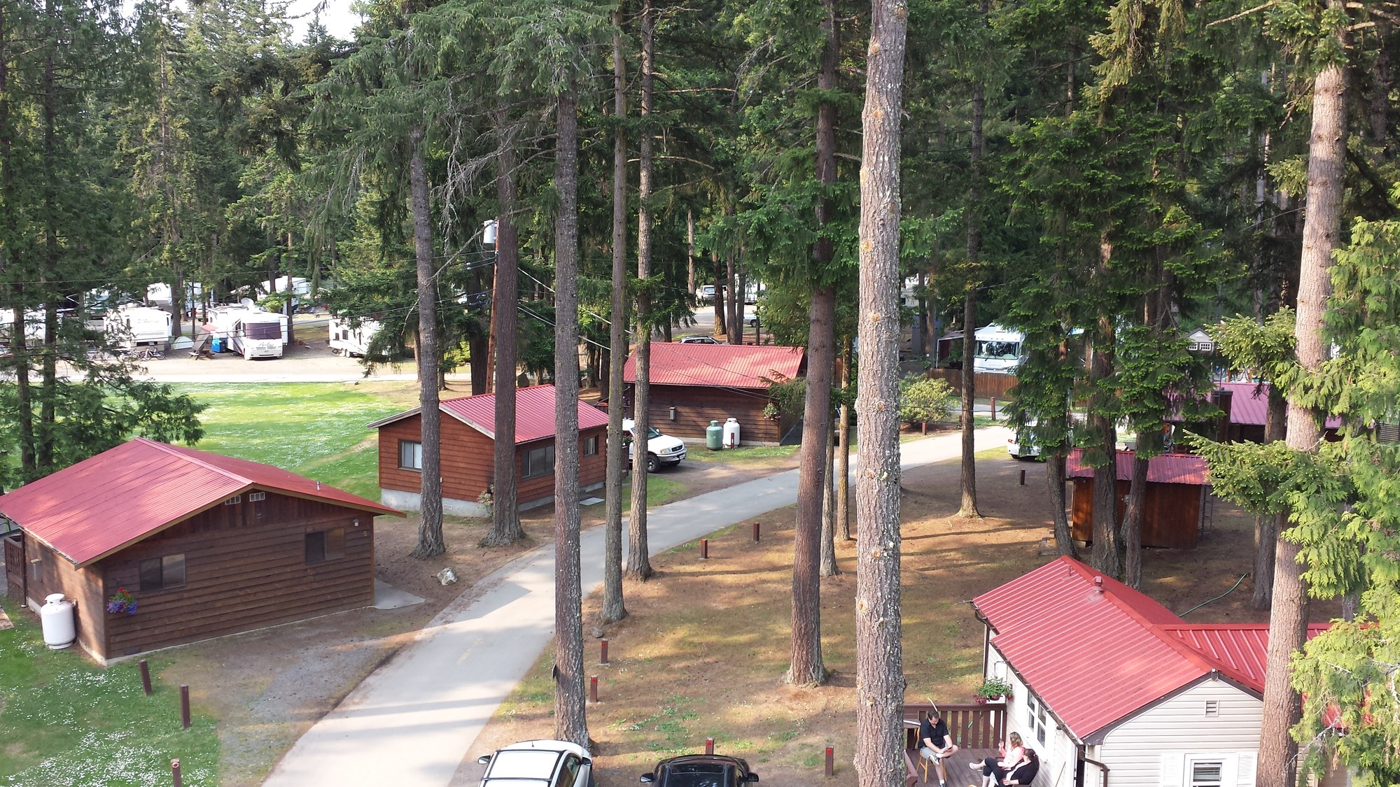 Extended Stay RV Sites - Riverbend Cottage & RV Resort