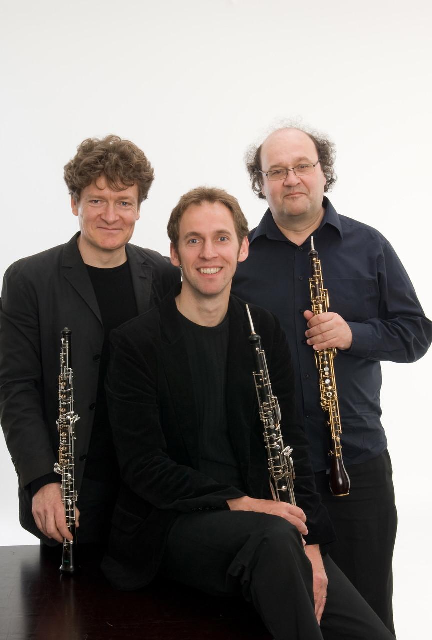 Trio Astria, Eric Speller, Dimitri Mestdag, YF. Bourry