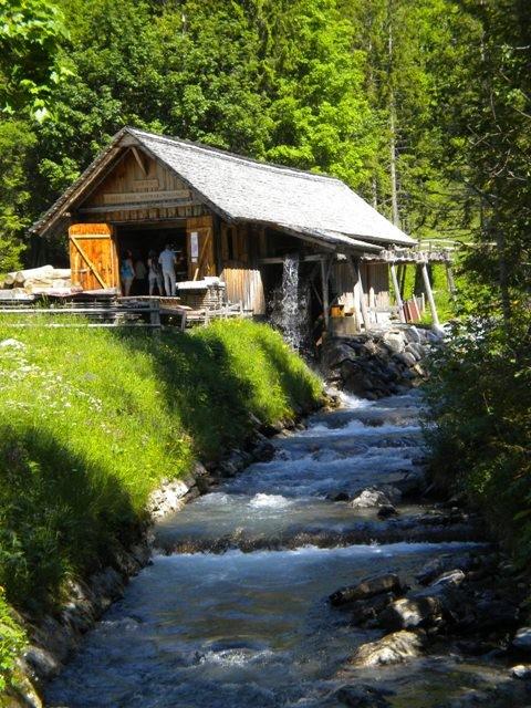 Alte Säge Schwarzwaldalp