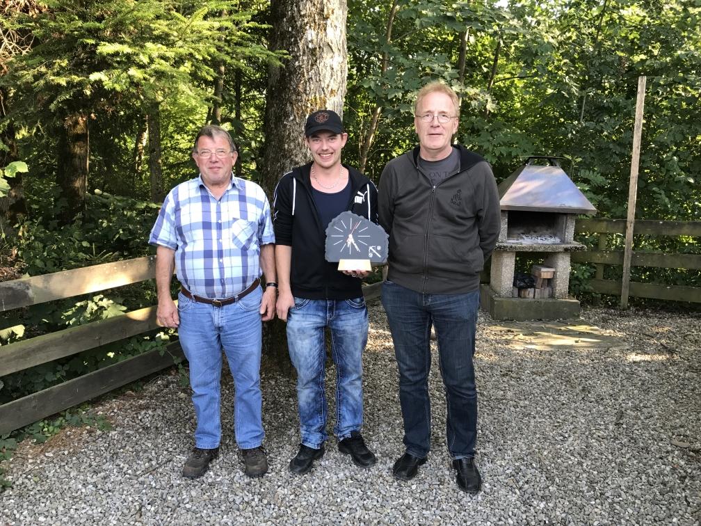 """2. Rang Gruppe """"Unterfrittenbach 1"""""""