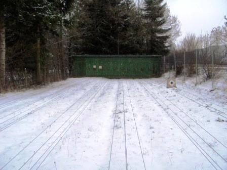 Schneegestöber 1