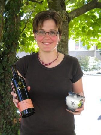 3. Rang: Moser Miriam