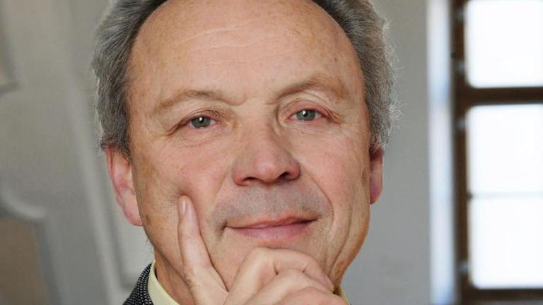 Pfarrer Hanspeter Heinz
