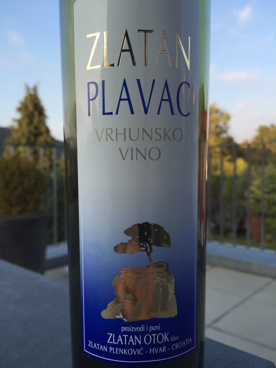 Zlatan Plavac, Zlatan Otok, 2010