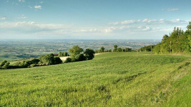 Panorama verso Piozzano