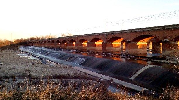 Ponte sul Trebbia, San Nicolò