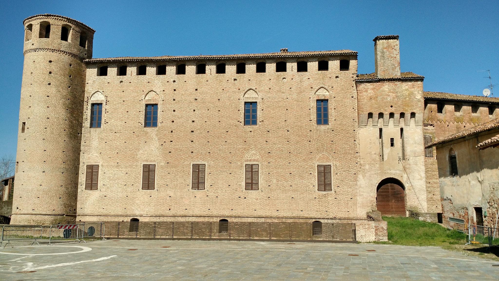 CASTELLO DI CALENDASCO