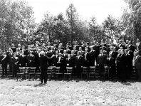 1970: Karl Eschbach und sein Chor