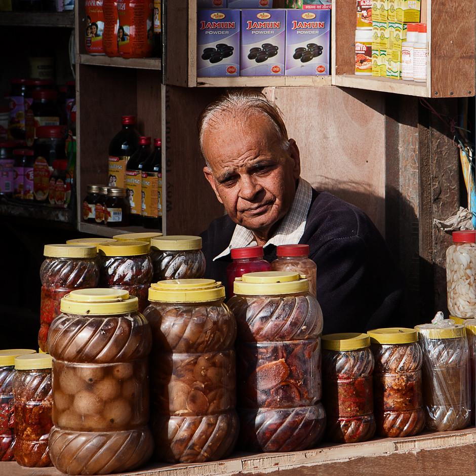 Kiosk in Delhi