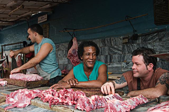 Fleischmarkt in der Altstadt