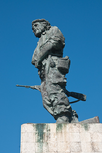Monument Che Guevara