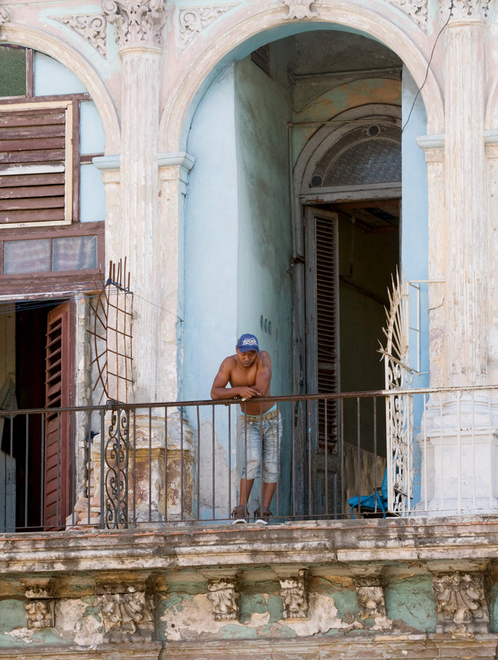 In der Altstadtvon Havanna
