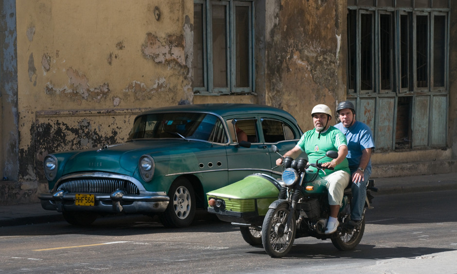 Verkehr in Havanna