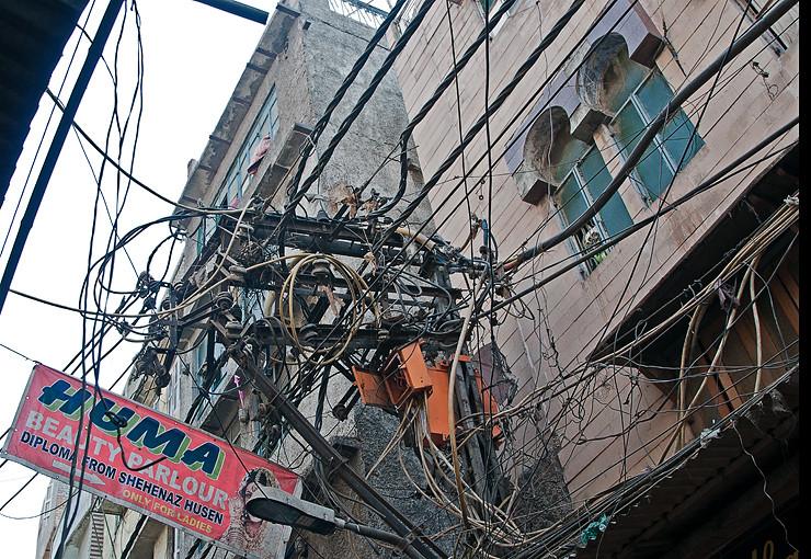 Etwas für die Elektriker