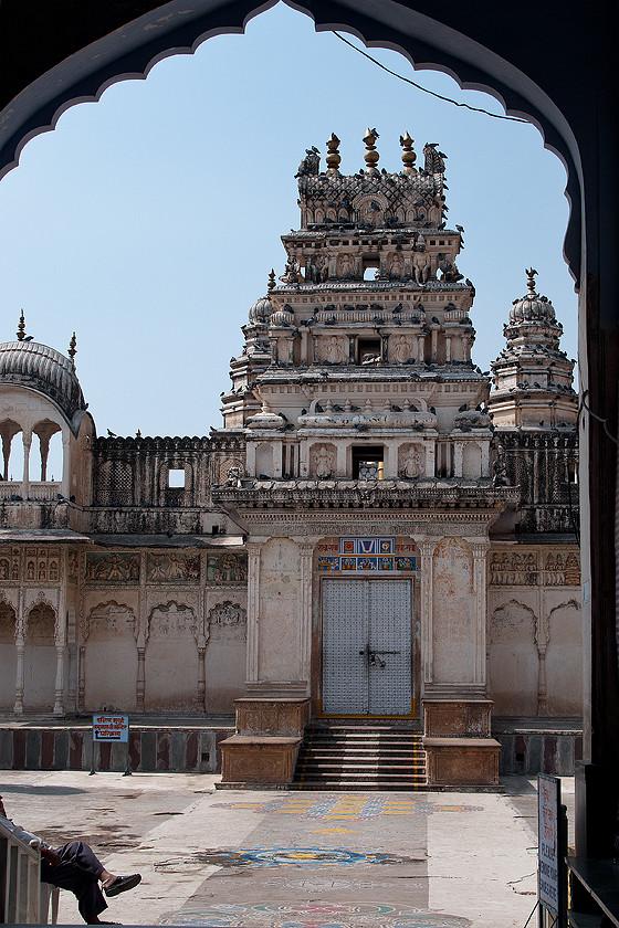 Old Rangji Tempel