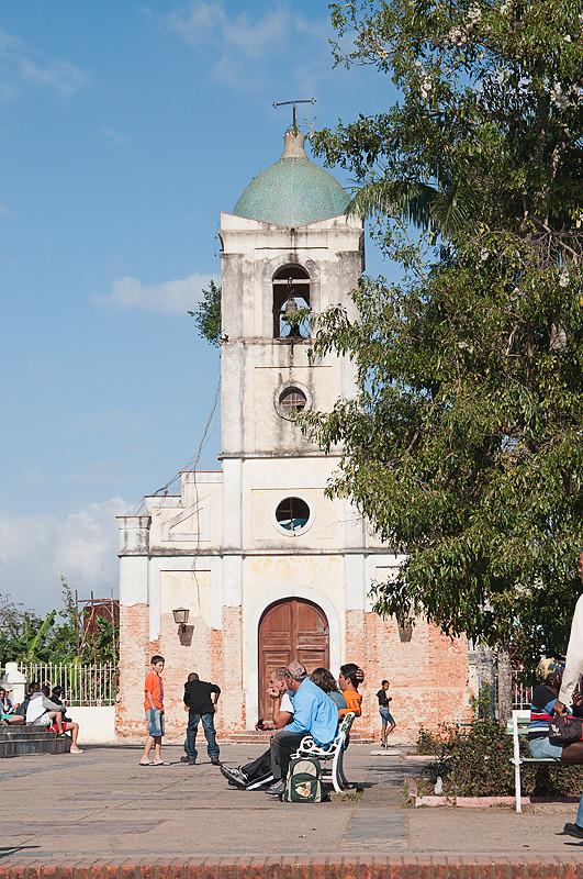 Kirche von Viñales