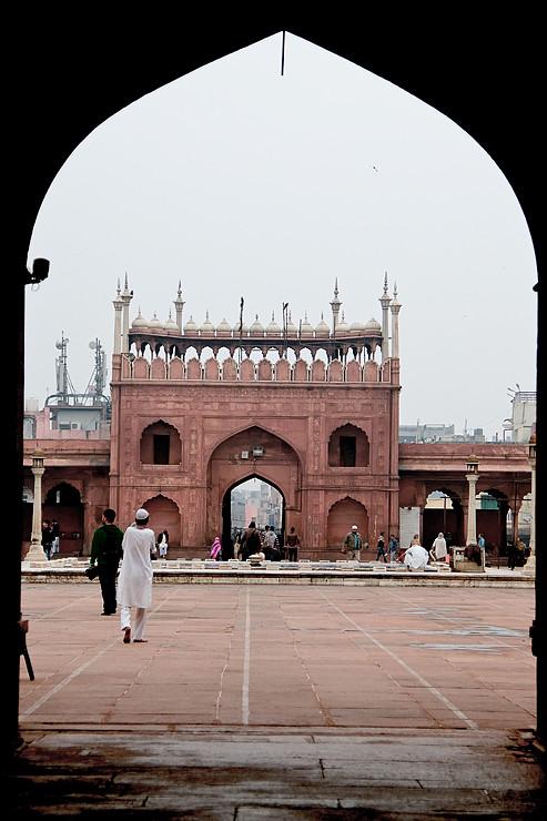 Jama Masjid Moschee / Freitagsmoschee