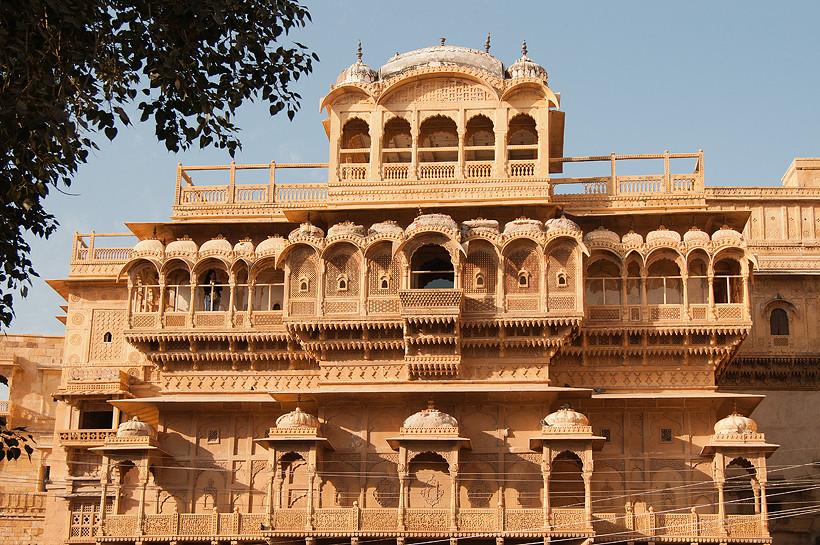 Stadtpalast  (Raj Mahal)