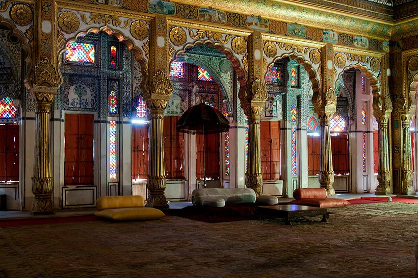 Im Meherangarh Fort