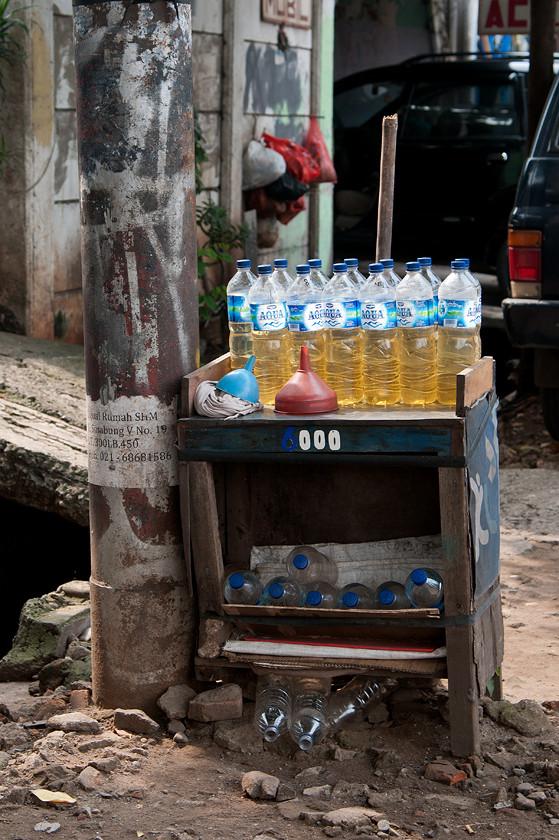 Tankstelle für Mopets