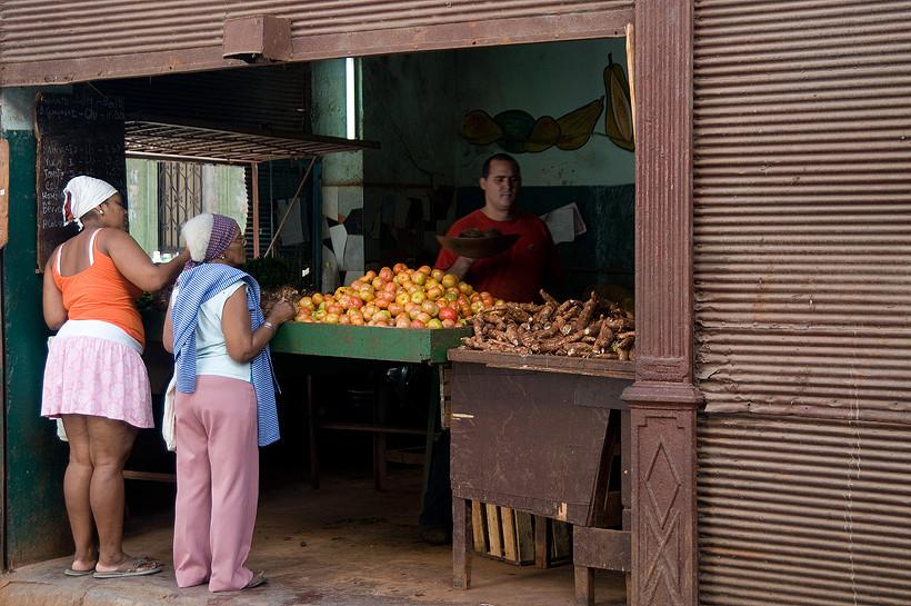 Geschäft in der Altstadt