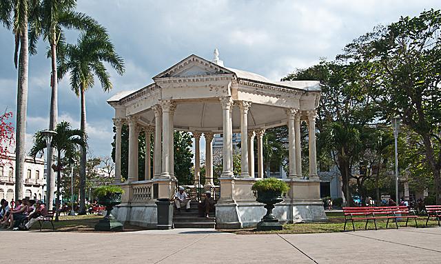Parque Leoncio Vidal, dem Hauptplatz von Santa Clara