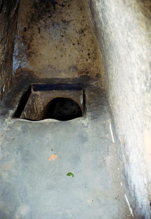 Eingang zu einem Tunnel