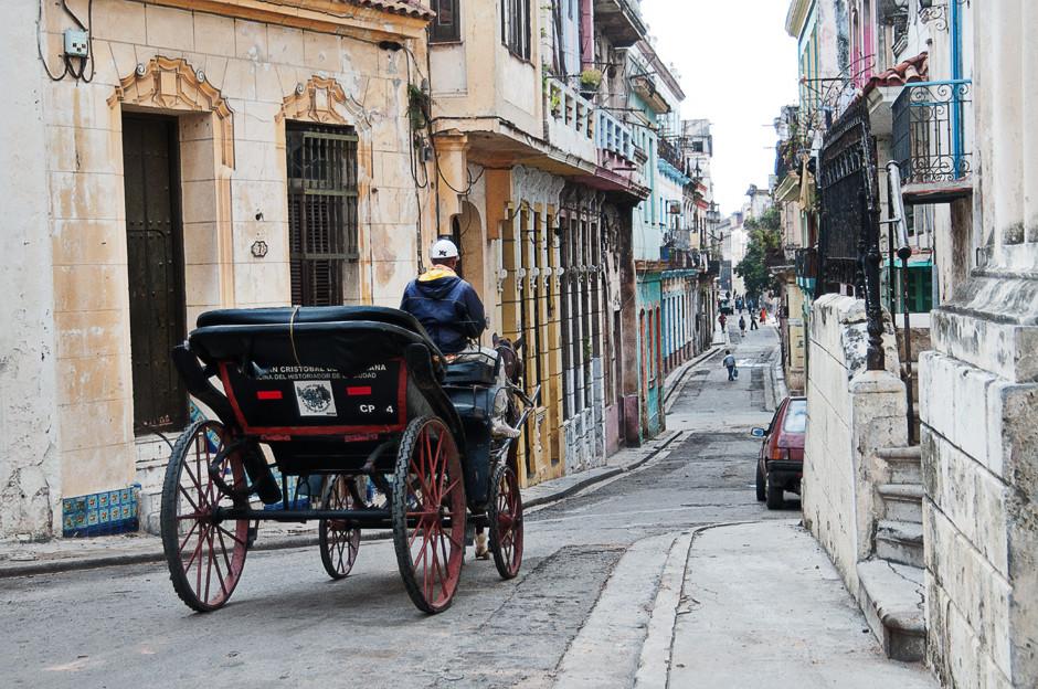 Altsatadt Havannas