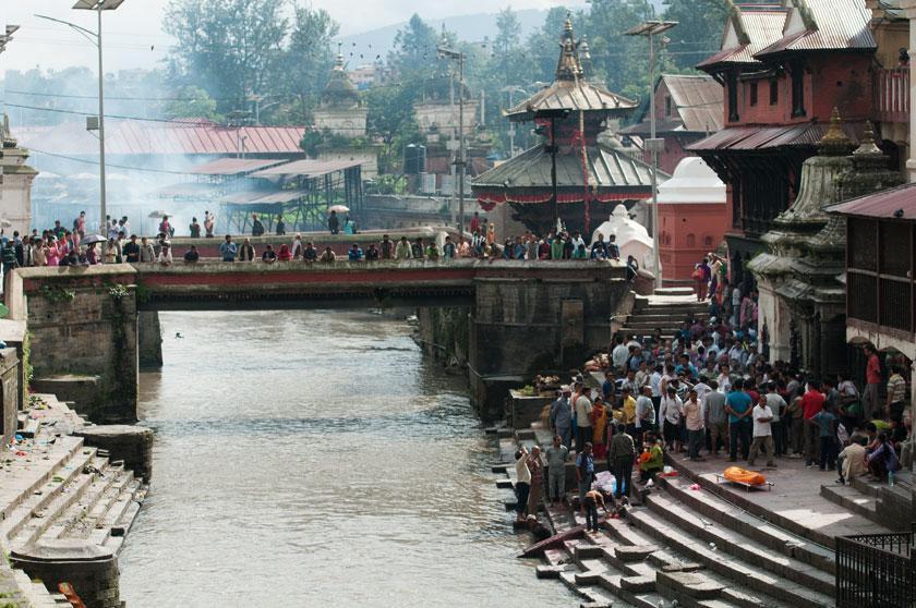 Guhyeshvari Tempel