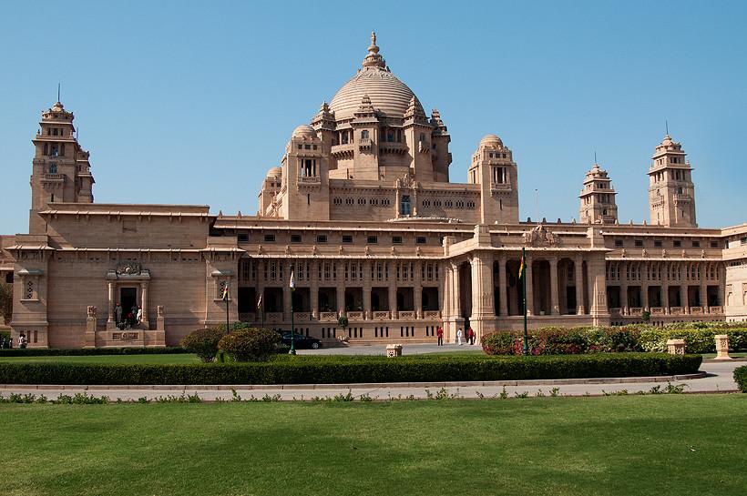 Umaid - Bhawan - Palast