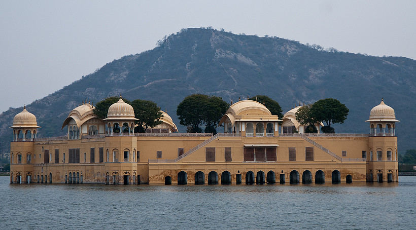 Jai Mahal, Wasserpalast