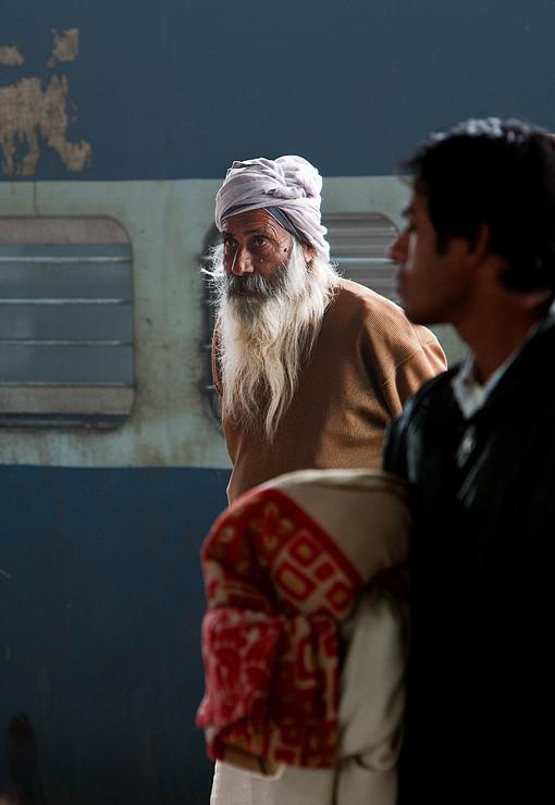 Bahnhof   Neu Delhi