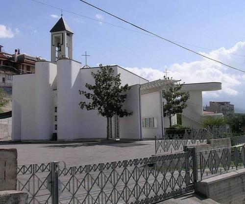 La Chiesa di San Rocco a Sala Consilina.
