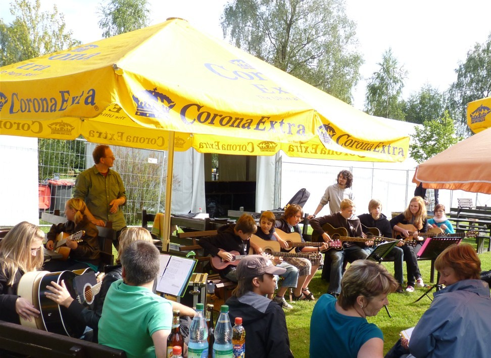 """Konzert  """"Buschmühle"""" Ohorn"""