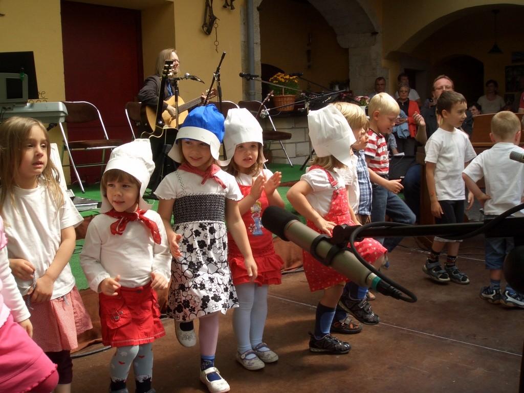 """Sommerkonzert in der """"Drogenmühle"""" Heidenau"""